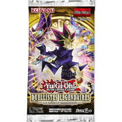 Yu-Gi-Oh! -Booster Duellistes Légendaires : Le Héros Magique