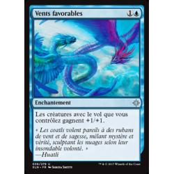 Vents favorables / Favorable Winds