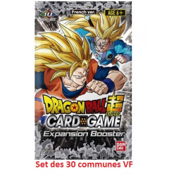 EB01 Expansion Booster - Set des 30 Communes