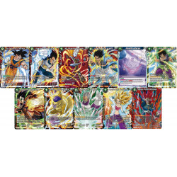 EB01 Expansion Booster - Set des 11 cartes EX07