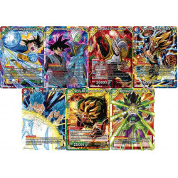EB01 Expansion Booster - Set des 7 cartes EX08
