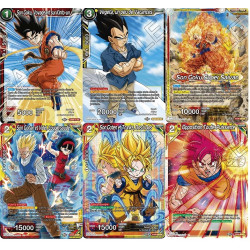 EB01 Expansion Booster - Set des 6 cartes EX09