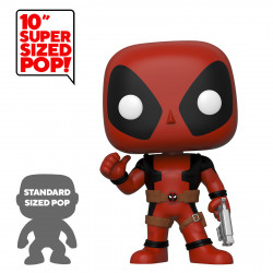 544 Deadpool Thumb Up 25cm - Exclusive
