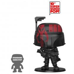 297 Boba Fett Black Red Logo 25cm - Exclusive