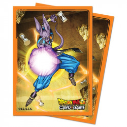 Protège-cartes Dragon Ball Super : Beerus  X65