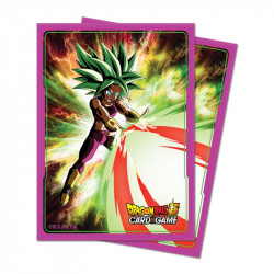 Protège-cartes Dragon Ball Super : Broly X65