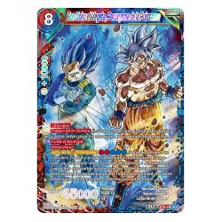 BT9-136 Son Goku et Vegeta, Paroxysme de la Puissance