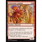 Crêtecorne conjoint / Bonded Horncrest