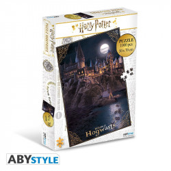 Puzzle 1000 pièces -  Harry Potter - Poudlard