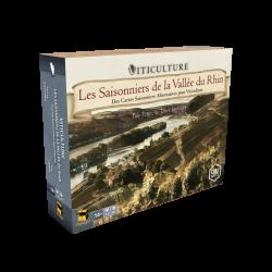 Viticulture - Extension Les Saisonniers de la Vallée du Rhin