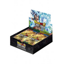Boîte 24 boosters B09 : Universal Onslaught + Offre précommande : 2 Packs SP04 offerts