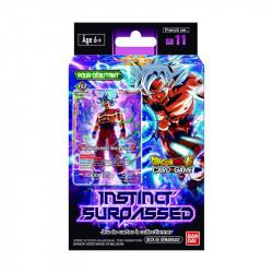 Deck de Démarrage Dragon Ball Super Card Game SD11 : Instinct Surpassed