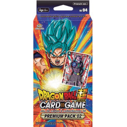 8X Premium Pack Dragon Ball Super Card Game GE03 Anniversary