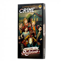 Chronicles of Crime - Welcome To Redview