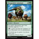 Dorspondyle fulminant / Thundering Spineback
