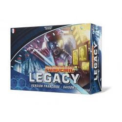 Pandemic Legacy - Saison 1 - Boite Bleue