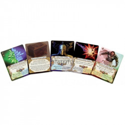 Mage Knight - Extension Cartes Actions Bicolores