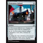 Pyrocanon élaboré / Elaborate Firecannon