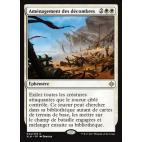 Aménagement des décombres / Settle the Wreckage